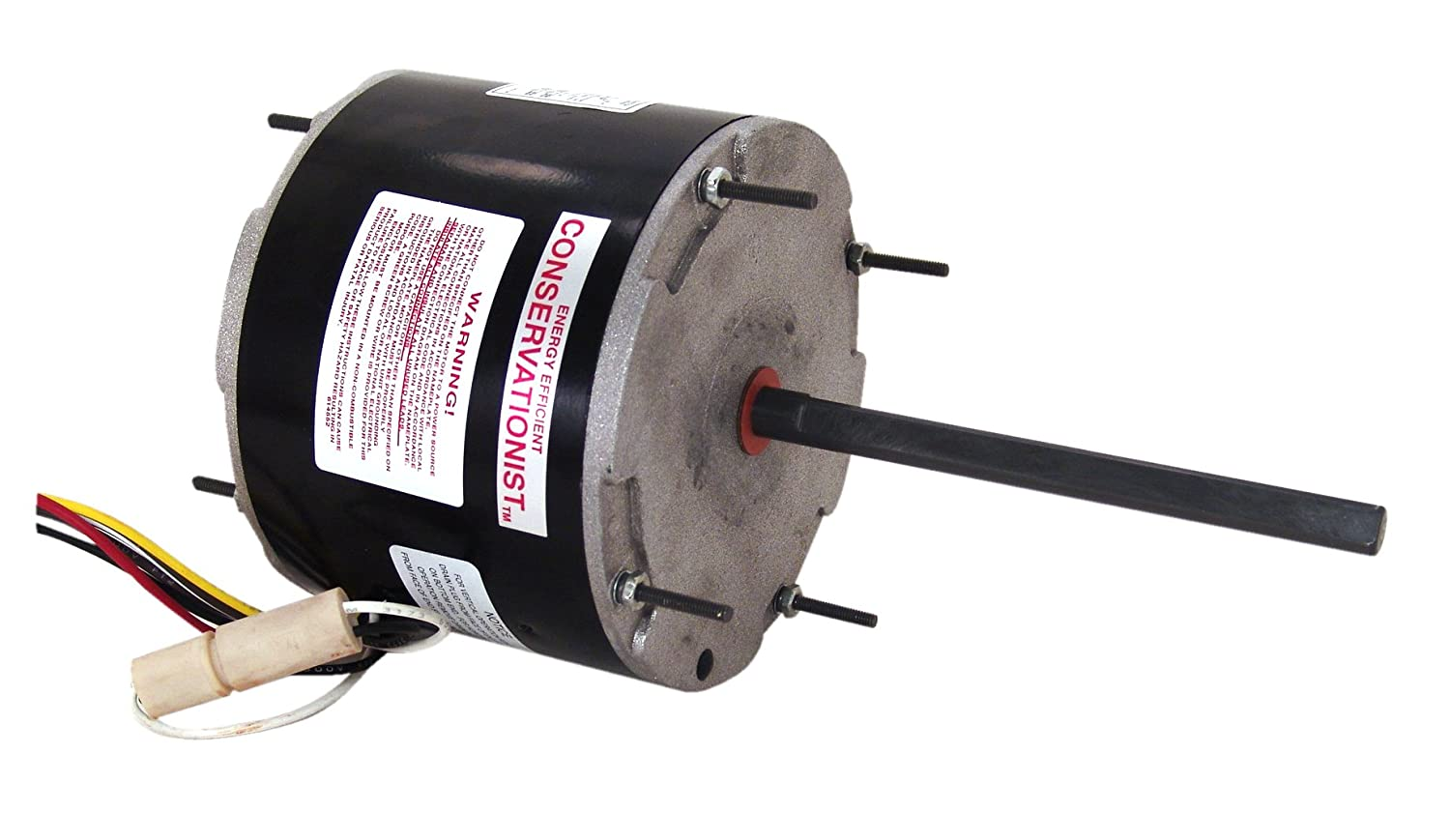 A.O. Smith FE1036SC 1/3 HP, 1075 RPM, 1075 volts, 2.6 Amps, 48Y Frame, Ball  Bearing Condenser Motor - Electric Fan Motors - Amazon.com