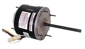 A.O. Smith FE1036SC 1/3 HP, 1075 RPM, 1075 volts, 2.6 Amps, 48Y Frame, Ball Bearing Condenser Motor