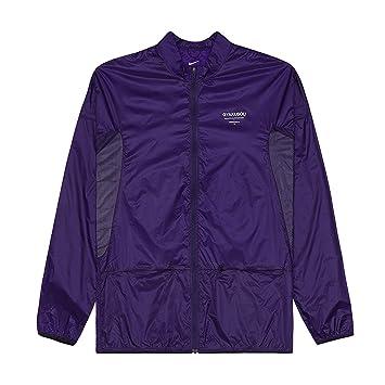 Nike Men's X Undercover GYAKUSOU Packable Jacket Purple