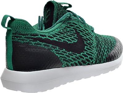 pretty nice b007b ccbb8 Roshe NM Flyknit SE Men s Shoe Lucid Green Black White 816531-300