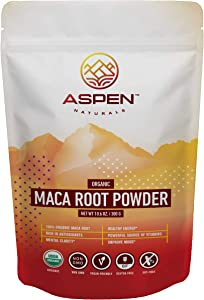 Peruvian Organic Maca Root Powder - Raw, Gluten Free, Superfood Powder, Keto, and Vegan Friendly, Perfect DIY Maca Capsules, Easily Add Maca Powder to Your, Smoothies, Baking, Ice Cream, and Coffee