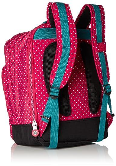 Kipling - COLLEGE UP - Mochila grande - Pink Summer Pop - (Multi color): Amazon.es: Equipaje