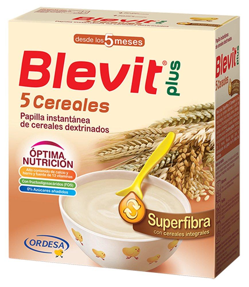 BLEVIT Plus Superfibra Sin Gluten 600G: Amazon.es: Alimentación y bebidas