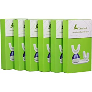 Pasta de dientes / mousse líquido pasta dentífrica 100ml, apto para 360 ° Automatic cepillo