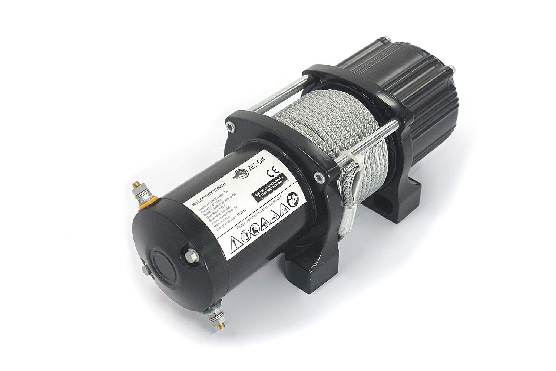 Amazon.com: AC-DK - Juego de cabrestantes para ATV: Automotive