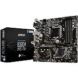 MSI B360M PRO-VDH mATX Intel Coffee Lake LGA 1151 Motherboard