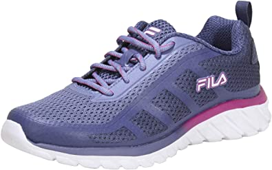 Fila Grey Running Sneakers Shoes Sz