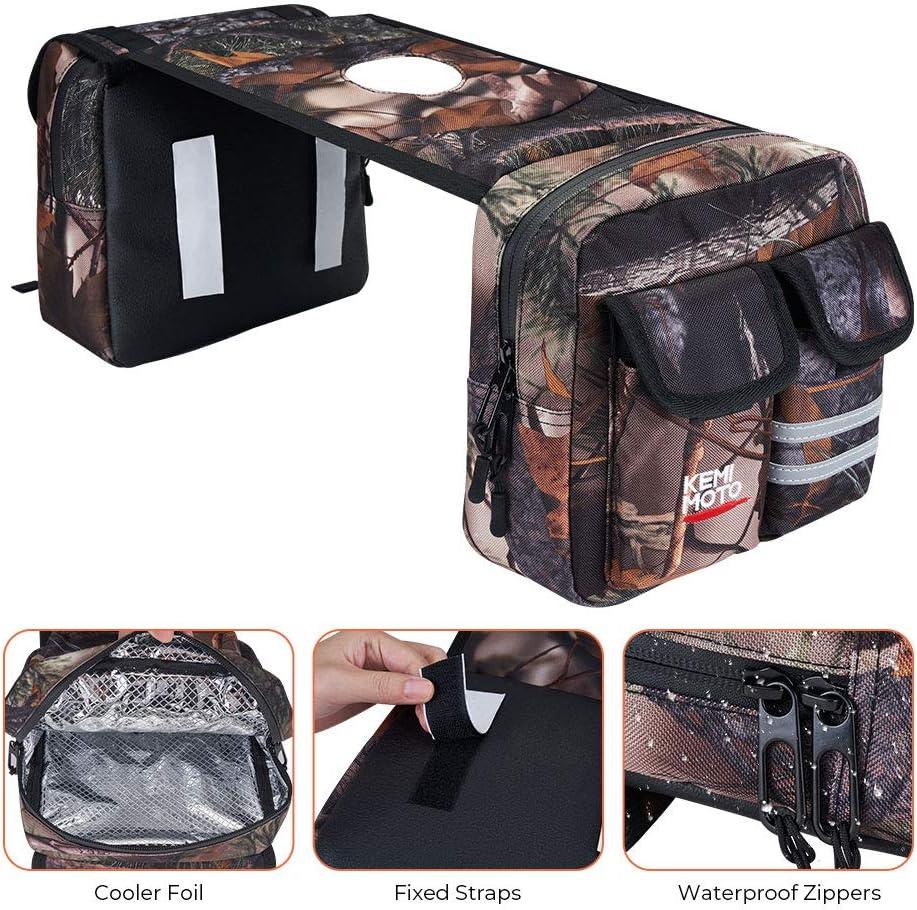 Kemimoto ATV Saddle Bag