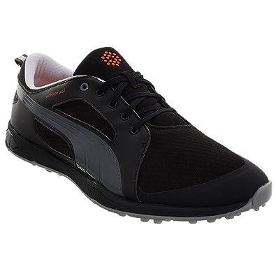 268bbb642f4 PUMA Golf Men s Biofly Mesh Golf Shoes - US 10 - Black Silver