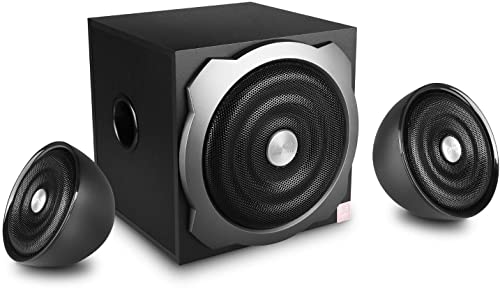 3. F&D Speakers A510 2.1 Multimedia Home Theatre