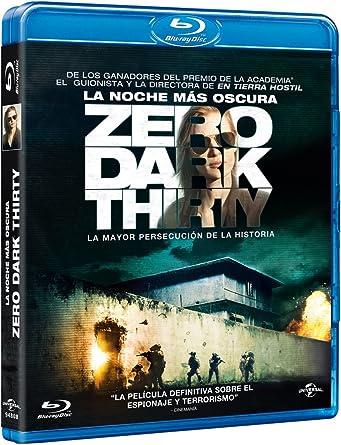 La Noche Más Oscura (Zero Dark Thirty) (Bd) (Blu-Ray