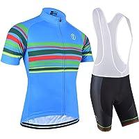 BXIO Los Jerseys de Ciclo - Transpirable