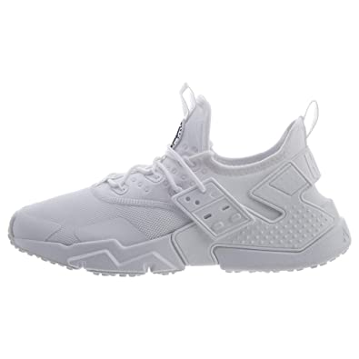 finest selection a92df 1b609 Nike Air Huarache Drift, Sneakers Basses Homme, Blanc (White Black 001)