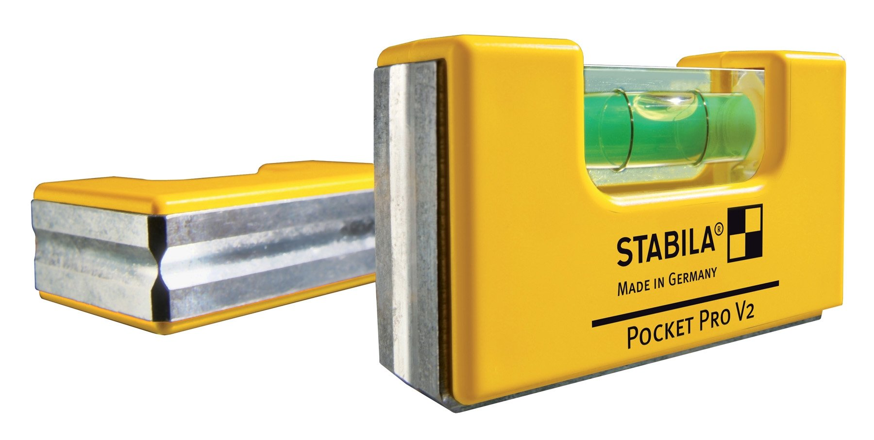 Stabila 11995 Magnetic Pocket Level PRO with Holster by Stabila (Image #1)