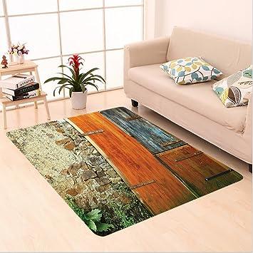 Amazon Com Nalahome Custom Carpet R Old Fashion Country House