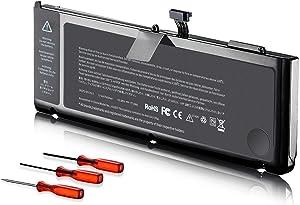 Vinpera A1382 Notebook Battery for MacBook Pro 15 inch A1286 (only for Early 2011, Late 2011, Mid 2012), fit MC721LL/A MC723LL/A MD322LL/A MD103LL/A MD104LL/A 661-5844