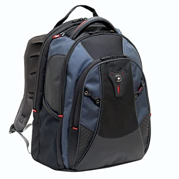 Amazon.com: Swiss Gear MYTHOS Computer Backpack Blue: Computers ...
