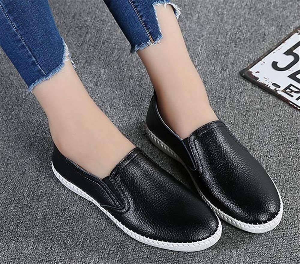 excellent.c Daily Flat Shoes Womens Casual Shoes Classic Loafers Walking Shoes