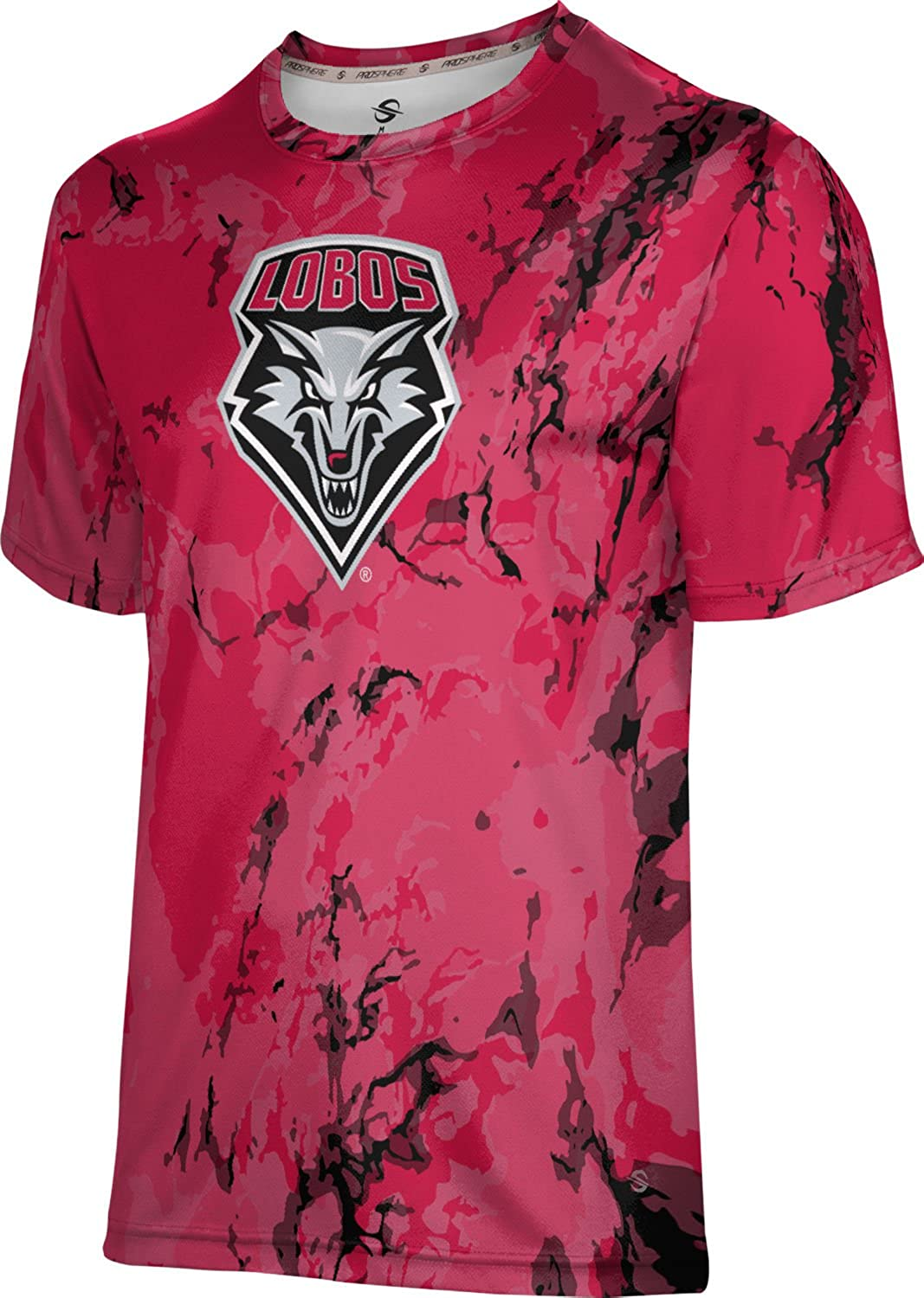 ProSphere University of New Mexico Boys Performance T-Shirt Marble