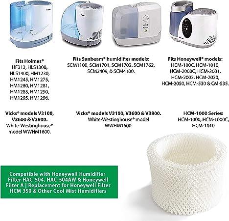 Humidifier Filter for Honeywell HCM-350B