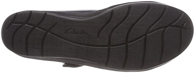 d28b8e51208e Clarks Hope Henley Leather Shoes in Navy  Amazon.co.uk  Shoes   Bags