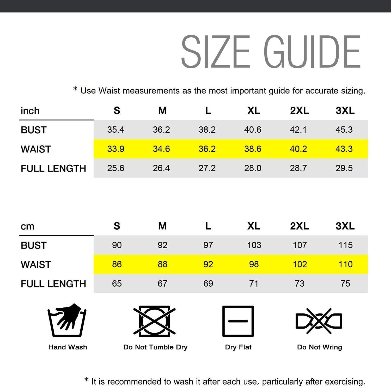 Martiount Schwei/ßweste f/ür M/änner Gewichtsverlust Neopren Saunaanzug Body Shaper Hot Tank Top mit Rei/ßverschluss Bauch Fatburner Abnehmen Shapewear