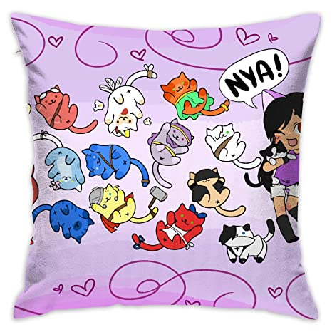 Swell Amazon Com Cheny Aphmau Gaming Pillow Covers Home Decor Uwap Interior Chair Design Uwaporg