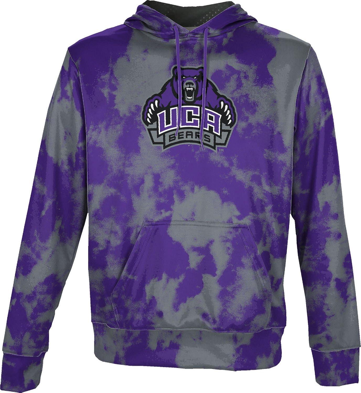 ProSphere University of Central Arkansas Boys Hoodie Sweatshirt Grunge