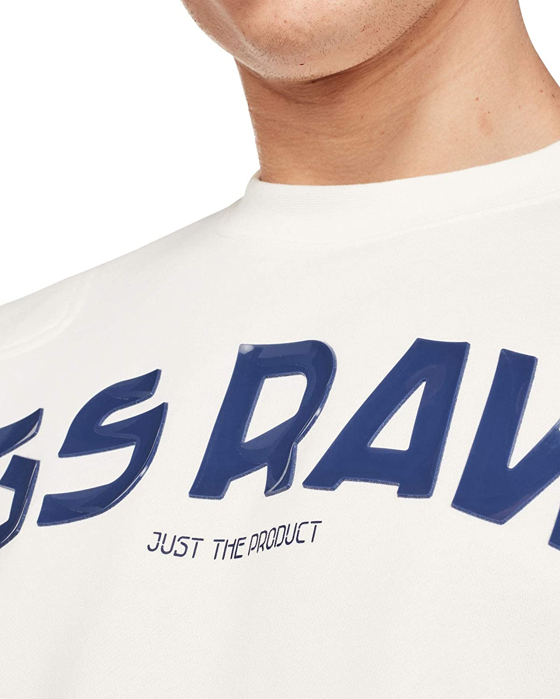 G-Star Raw Mens Gsraw GR Crewneck Sweatshirt