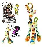 Dorimi Baby Plush Toy Developmental Interactive Toy