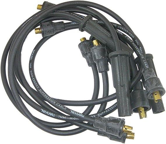 8MM Spark Plugs /& Wire Set Samurai Sidekick 1.3L 1.6L Made USA
