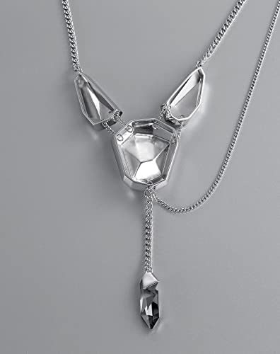 6b65086fb454 Jean Paul Gaultier for Workshop Reverse Pendant Swarovski