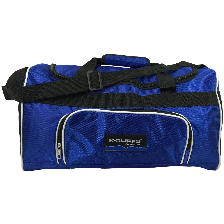 Amazon.com   Medium Sports Duffel Bag Fitness Gym Bag Hand Carry On Luggage  Travel Bag 20