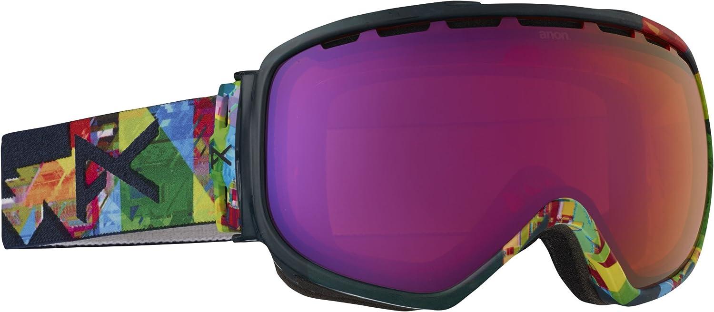 Amazon.com: Anon Somerset – Gafas de nieve trillizos con ...