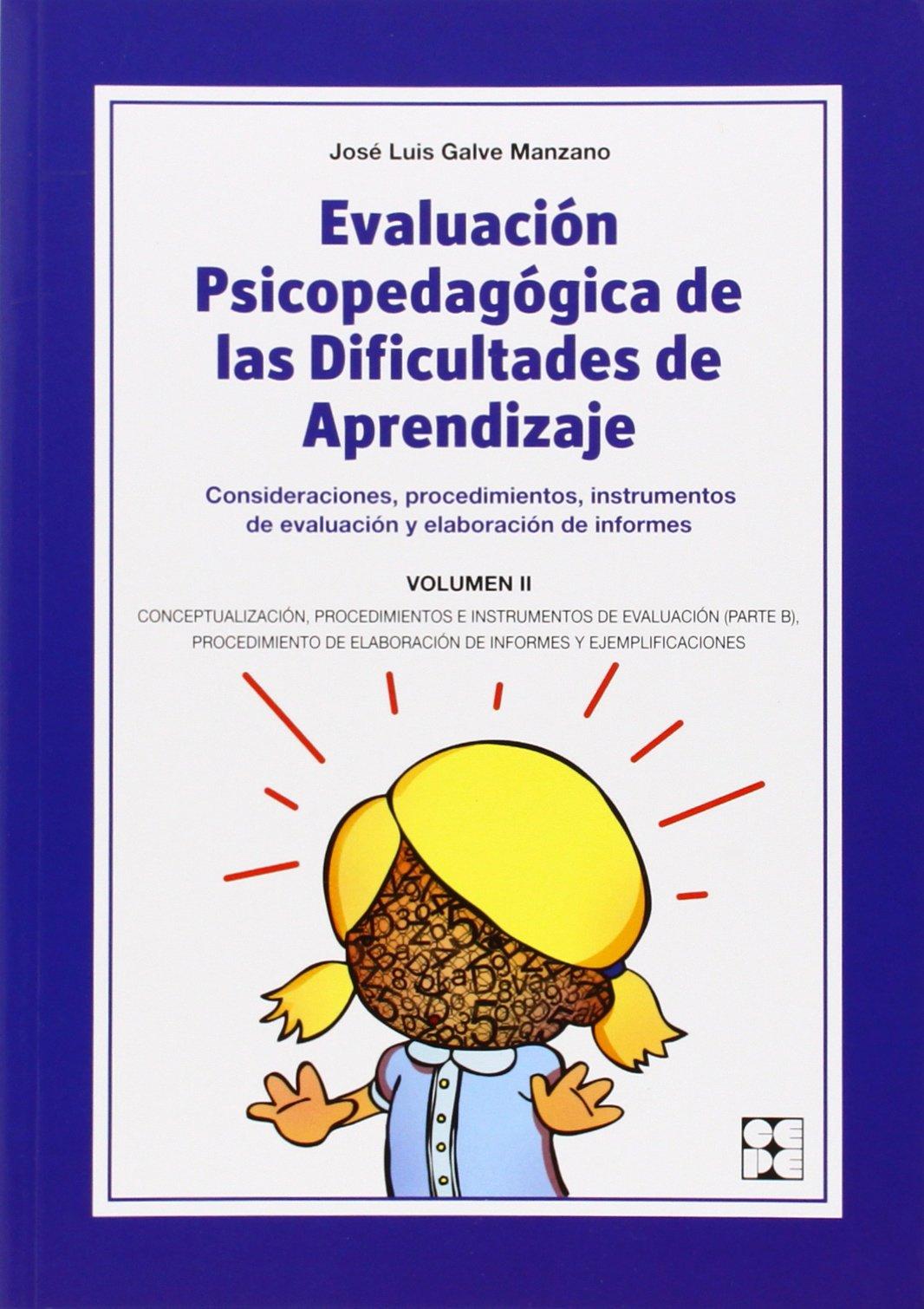Evaluacion Psicopedagogica De Las Dificultades De ...
