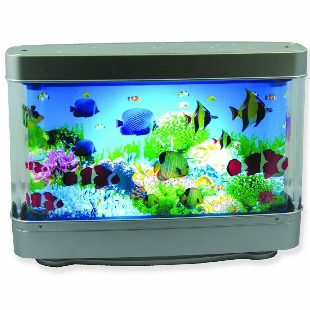 Amazon.com : Lightahead Artificial Tropical Fish Aquarium ...