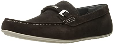Calvin Klein Men's Ignacio Slip-on Loafer Black