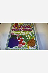 Visual Vegetables: Appetizing Images and Recipes for Cooks Hardcover