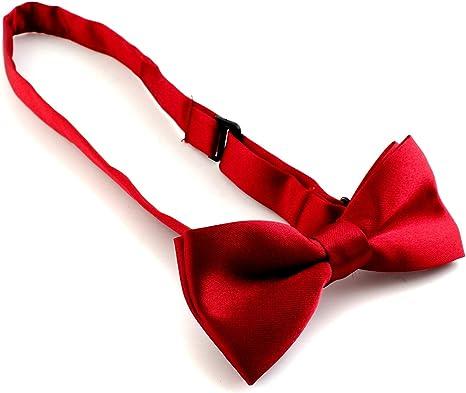 Child Kids Boys Toddler Infant Bowtie Pre Tied Wedding Party BowTie Necktie Gift