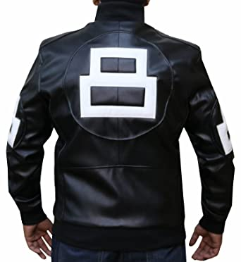 7f69932d8 Men's Bomber 8 Ball Supreme Sheep Leather Jacket, XXS to 3XL at ...