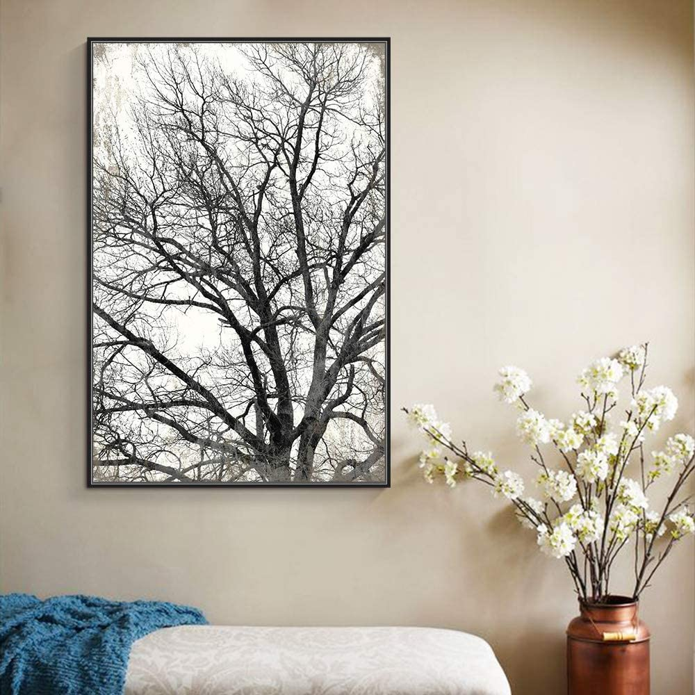 wall26 Floating Framed Canvas Wall Art for Living Room, Bedroom Canvas Prints for Home Decoration Ready to Hang - 24x36 inches
