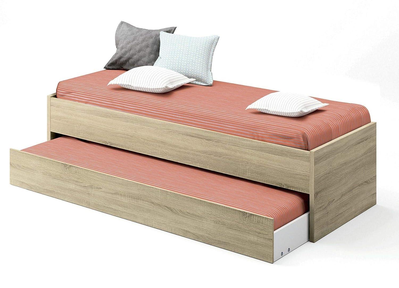 Pitarch Cama Nido Color Cambrian Dormitorio habitación Juvenil ...
