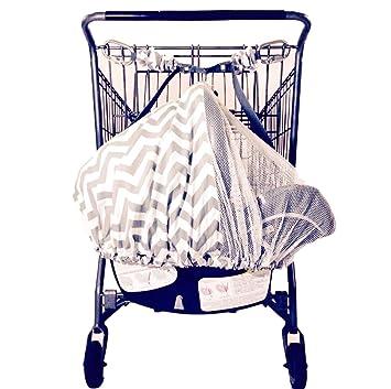 Amazon.com : LullaBelay: infant seat + shopping cart strap-system ...