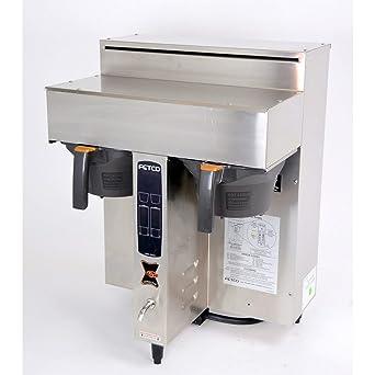 Amazon.com: Fetco CBS-2032 Extractor Dual Coffee Brewer ...
