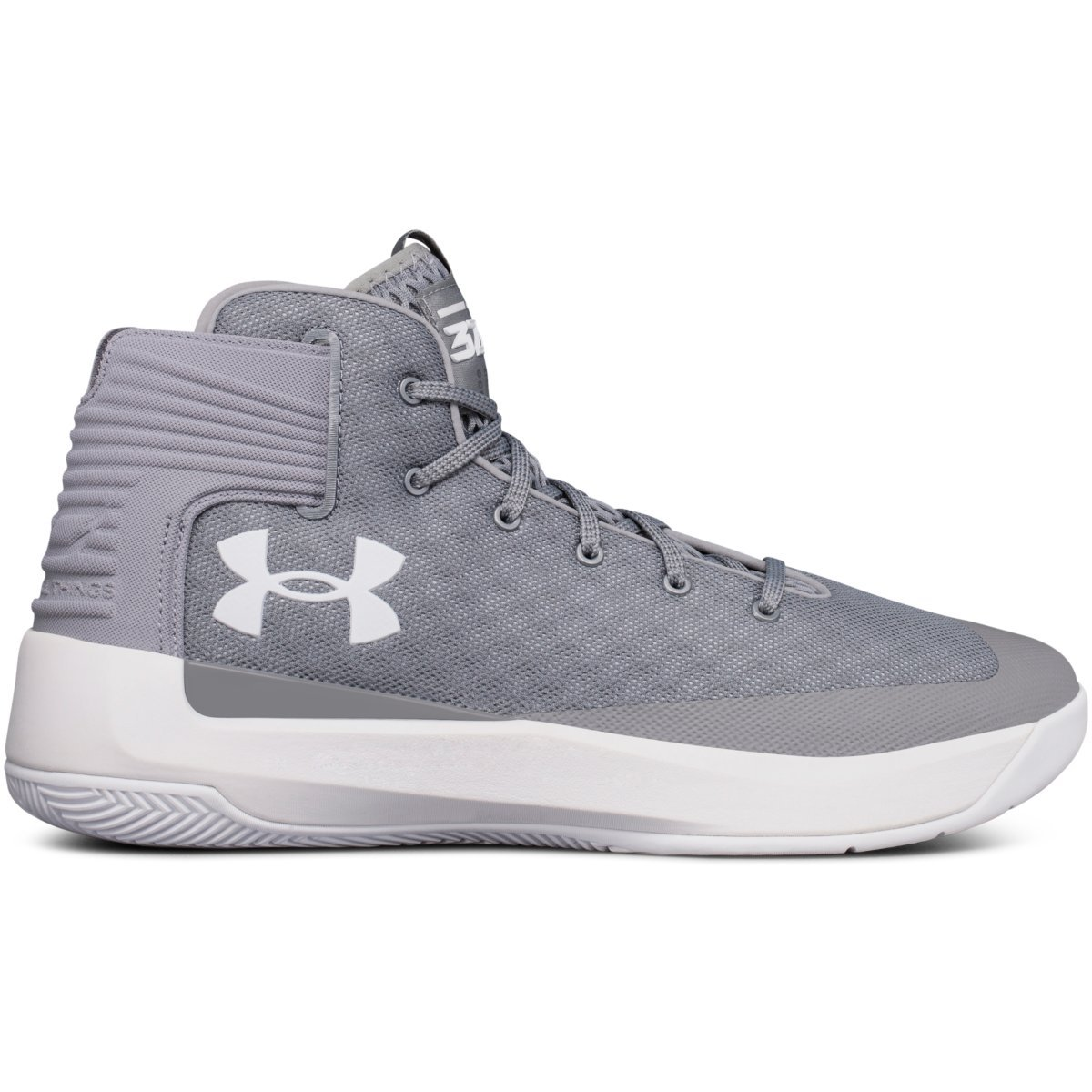 9b58d5d20fa1 Galleon - Under Armour Boy s Grade School Curry 3Zero Shoes Steel Size 6 M  US