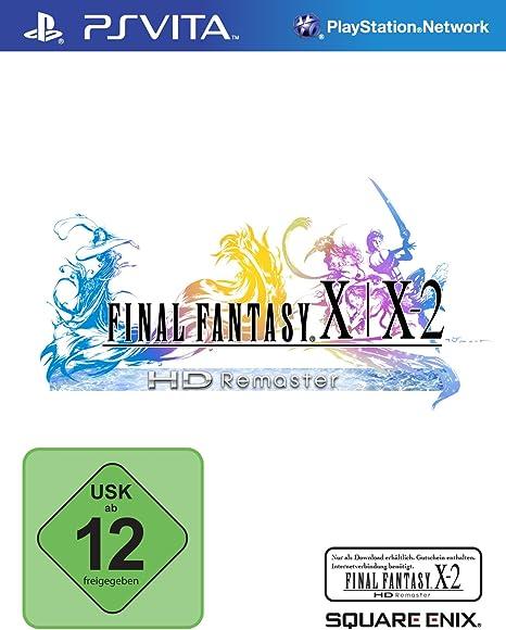 Final Fantasy X/X-2 HD Remaster [Importación Alemana]: Amazon.es: Videojuegos