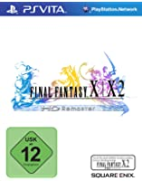 Final Fantasy X/X-2 HD Remaster [import allemand]