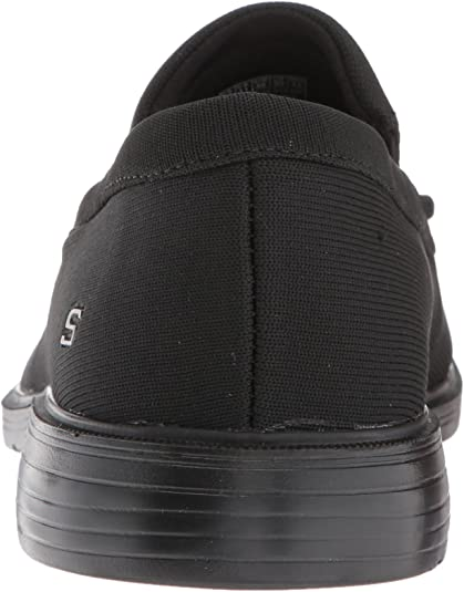 skechers relaxed fit caswell lander men's water-resistant loafers