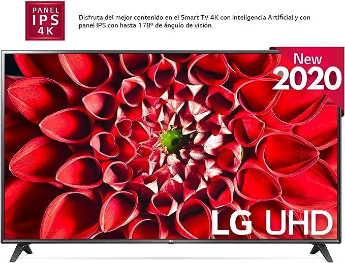 LG 75UN71006LC - Smart TV 4K UHD 189 cm (75