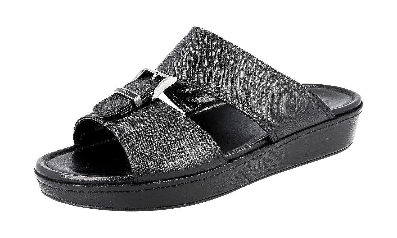 Prada 2X2938 053 F0002 - Sandalias de Vestir para Hombre 44.5 EU
